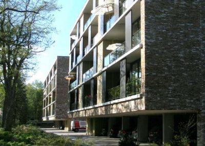 George Hegelstraat te Apeldoorn