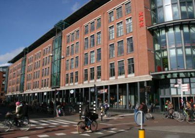 Jodenbreestraat te Amsterdam